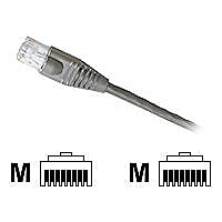 Leviton eXtreme 6+ - patch cable - 5 ft - gray