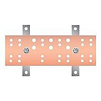 CPI 40153 series Telecommunications Main Grounding Busbar (TMGB) - plate