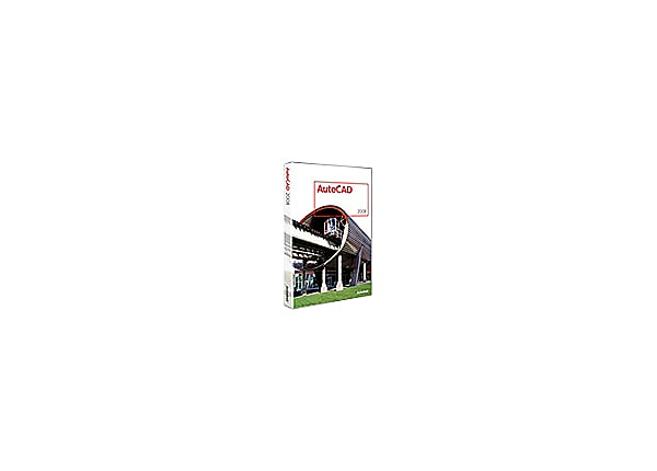 AutoCAD 2008 - complete package
