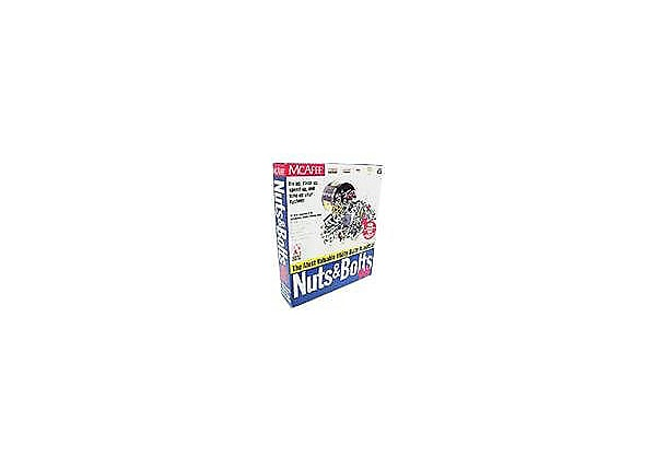 Nuts & Bolts Platinum - box pack - 1 user
