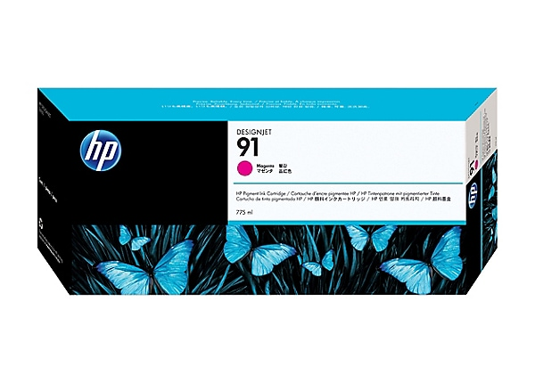 HP 91 Ink Magenta