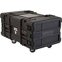 SKB 6U Deep Roto Shock Rack