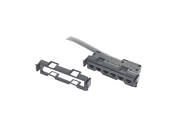 APC snap module adapter