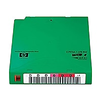 HPE Ultrium Non-Custom Labeled Data Cartridge - LTO Ultrium 4 x 20 - 800 GB