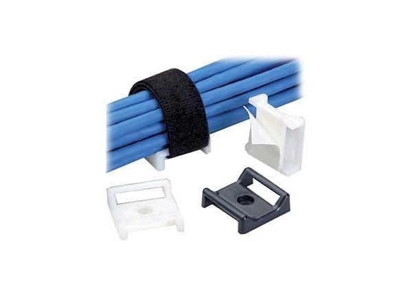 Panduit TAK-TY Hook & Loop Cable Tie Mounts - cable tie mount