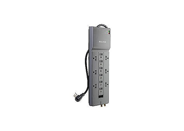 Belkin 8' 12-Outlet Home/Office Surge Protector
