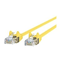 Belkin 20' CAT5e or CAT5 Snagless RJ45 Patch Cable Yellow