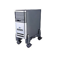 Kantek Mobile CPU Stand - system cabinet tower stand