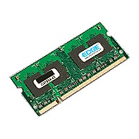 EDGE memory - 4 GB (2x2GB ) - SO DIMM 200-pin - DDR2 - For Mac Book Pro