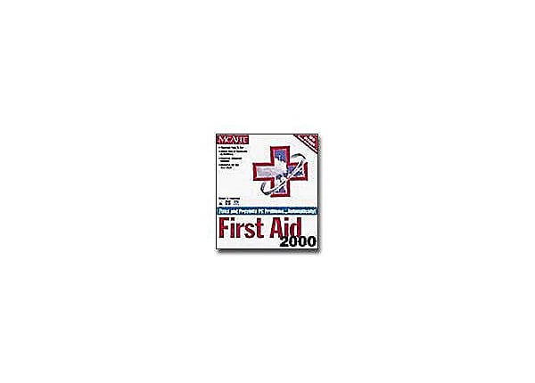 First Aid (v. 6.0) - box pack - 1 user