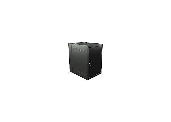 Great Lakes WD Series GL48WD - cabinet - 25U