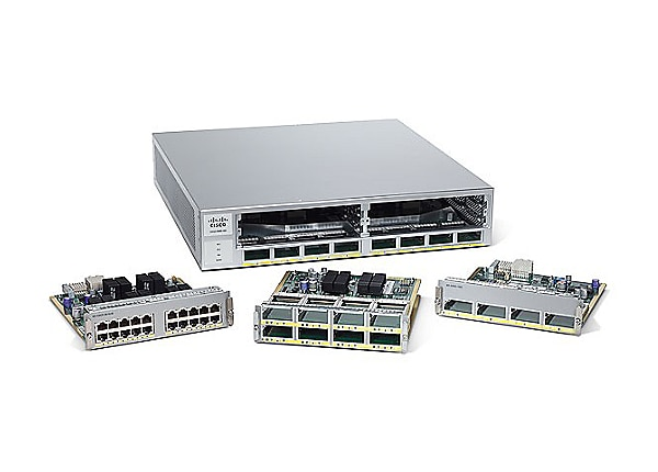 Cisco Catalyst 4900M - switch - 8 ports - managed - rack-mountable