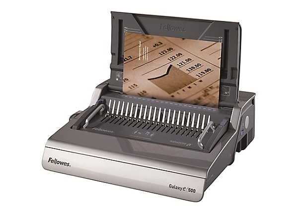 Fellowes Galaxy E Comb Binding Machine