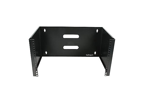 StarTech.com 6U 12in Deep Wallmounting Bracket for Patch Panel