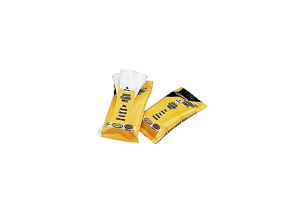 Fellowes Screen Cleaner Wipes