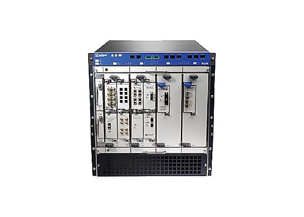 Juniper M-series M120 - modular expansion base - desktop