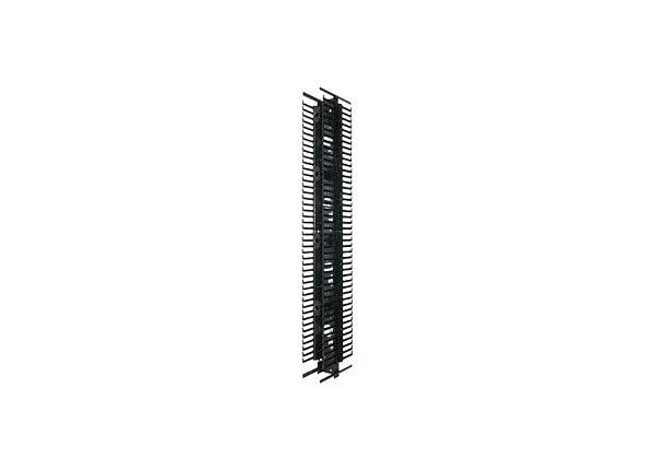 Panduit PatchRunner Vertical Cable Management System rack cable management