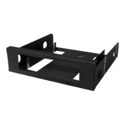 CRU DataPort 25 Center Mount Bracket - storage bay adapter