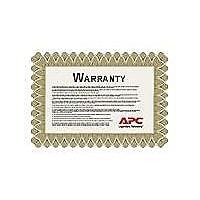 APC Extended Warranty extended service agreement - 1 year