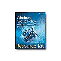Windows Group Policy Resource Kit: Windows Server 2008 and Windows Vista -