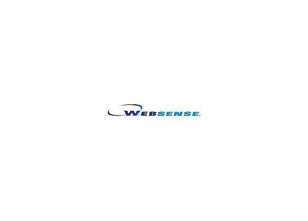 Websense Security Filtering - subscription license (2 years) - 500 addition