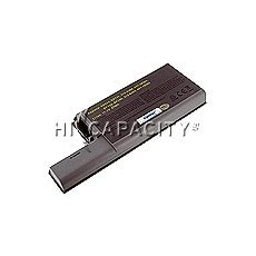 Laptop battery for Dell Latitude D820 D830 D531 (Extended Capacity)