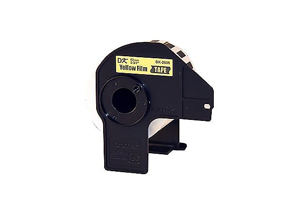 Brother DK2606 - continuous tape - Roll (6.2 cm x 15.2 m)