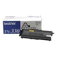Brother TN330 - black - original - toner cartridge