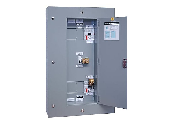 Tripp Lite Intl Wall Mount Kirk Key Bypass Panel 480V for 60kVA 3-Phase UPS