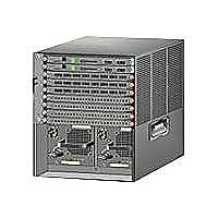 Cisco Catalyst 6509-E - switch - 2 ports - rack-mountable - with Cisco Virt