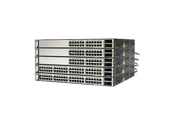 Cisco Catalyst 3750E-48PD-F 68Gbps Switch
