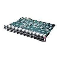 Cisco Catalyst 4500 Gigabit Ethernet Module - switch - 48 ports - plug-in m