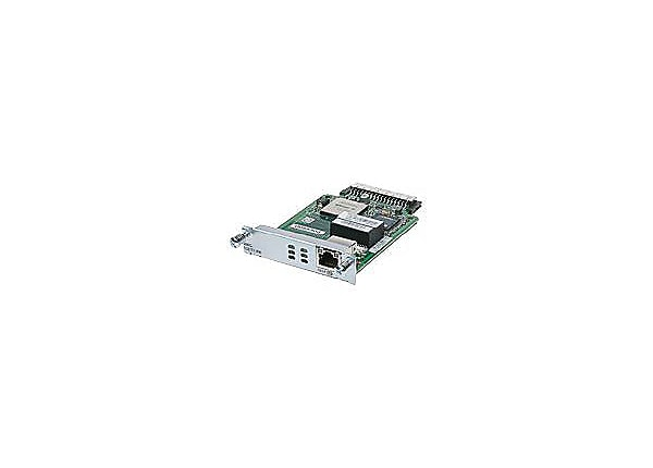 Cisco High-Speed Channelized T1/E1 and ISDN PRI - ISDN terminal adapter - P