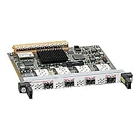 Cisco 4-Port OC-48c/STM-16c POS/RPR Shared Port Adapter - expansion module
