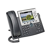 Cisco Unified IP Phone 7965G - VoIP phone - with 1 x user license