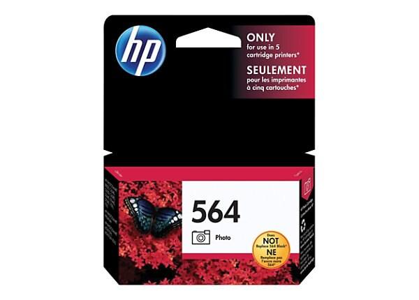 HP 564 (CB317WN) Photo Original Ink Cartridge