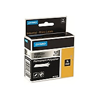 DYMO RhinoPRO Permanent Polyester - tape - 1 roll(s)