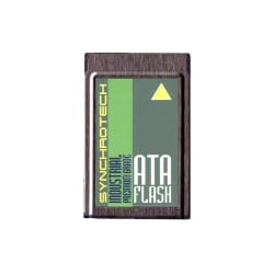 Synchrotech Industrial Premium Grade ATA Flash PC Card - flash memory card
