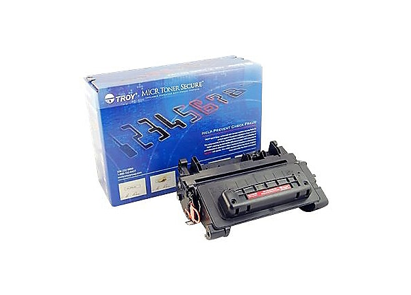 TROY MICR Toner Secure P4015/P4515 - High Yield - black - MICR toner cartri