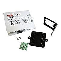RF IDeas Angle & Flat Bracket Mounting Kit - RFID reader mounting kit