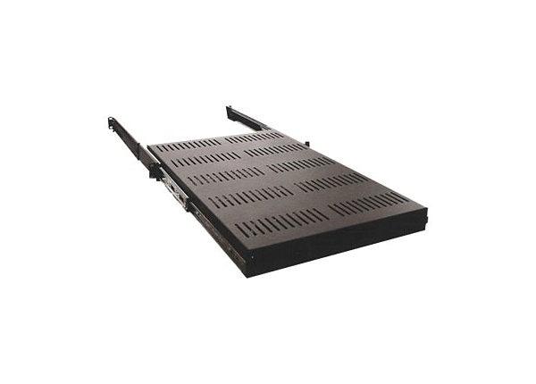 Tripp Lite Rack Enclosure Cabinet Heavy Duty Sliding Shelf 200lb Capacity