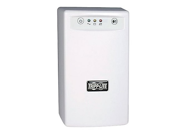 Tripp Lite UPS Desktop 450VA 280W Battery Back Up Tower 120V USB PC / Mac