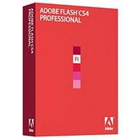 Adobe Flash CS4 Professional ( v. 10 ) - media