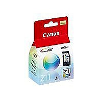 Canon CL-211 - color (cyan, magenta, yellow) - original - ink tank