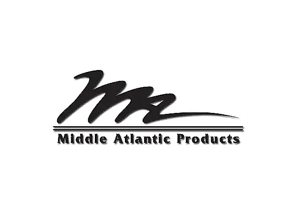 Middle Atlantic rack door - 40U
