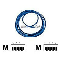Ortronics Clarity 6 - patch cable - 25 ft - blue