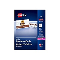 Avery Laser Business Cards