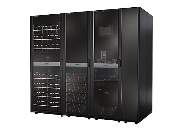 APC Symmetra PX 100kW Scalable to 250kW with Right Mounted Maintenance Bypa