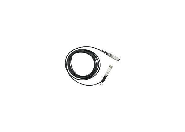 Cisco SFP+ Copper Twinax Cable - câble à attache directe - 5 m