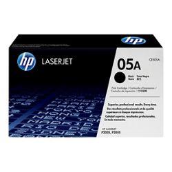 HP 05A Black Toner Cartridge